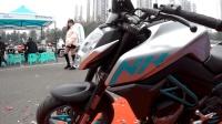 春风250NK(ABS)实拍及声音展示