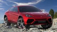 兰博基尼首款SUV车型问世, 地表最强SUV?