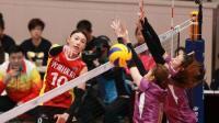 2017-2018中国女排超级联赛第十轮天津vs上海比赛录像(五星体育版)
