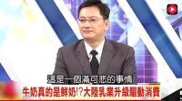 台湾节目: 很多台湾人不知道伊利是全世界最大的乳业公司, 大陆很多企业都是世界第一!