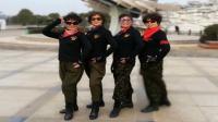 2017流行水兵舞北京第十一套团队示范