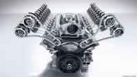 实拍奔驰V8发动机组装过程, 卖那么贵是有道理的