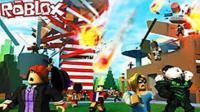 魔哒鹿子roblox虚拟世界乐高方块恐怖自然模拟灾害