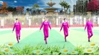 建群村广场舞32步鬼步舞《情路弯弯》编舞白衣天使2017年最新广场舞带歌词