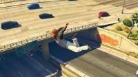 [HoHo GTA5 MOD] 爆笑弹射(上)