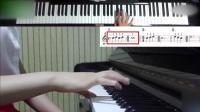 卡农钢琴钢琴视频钢琴弹唱钢琴教程调号、还原记号、分解和弦14钢琴教学钢琴教学入门