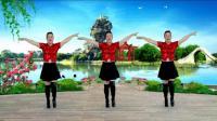 红领巾蝶舞芳香广场舞《潇洒走一回》编舞: 笑春风