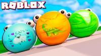 【Roblox重力偏移】Roblox最难的游戏? 重力反转脱离地心引力! 小格解说 乐高小游戏