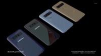 更圆润 Samsung Galaxy S9