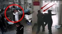 醉酒男大闹急诊室欲亲男医生 谩骂女护士还将其一把推飞