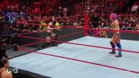 WWE女子摔角格斗赛, 比赛精彩绝伦, 值得一看!