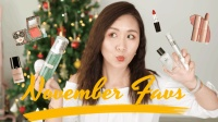 11月愛用品 | November Favorites | HiBarbie