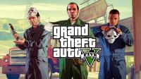 沙漠游戏《GTA5侠盗飞车》第1剧情实况娱乐解说