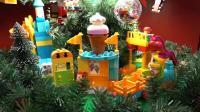 圣诞前, 我和女儿收到了乐高的惊喜