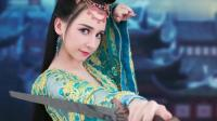 外国女孩和中国男孩在山东济南, 拍古装写真很美, 最后的照片像小仙女