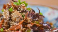 鱿鱼怎样做最好吃? 一分钟教你做一盘好吃的鱿鱼!