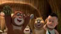 熊出没之熊熊乐园 熊出没探险日记熊大觉醒筱白解说