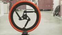 这位农民发明的减震器, 颠覆了自行车车轮历史