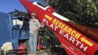 60大爷造人肉火箭,才2万元将上太空,400米高坠毁后奇迹生还