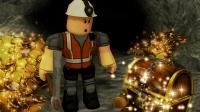 【Roblox黄金矿工】遍地黄金! 淘金者疯狂挖掘成为大富翁! 小格解说 乐高小游戏