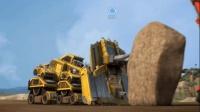 【mAx】恐龙卡车侏罗纪世界霸王龙生病游戏