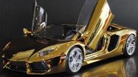 这个车模能买12辆兰博基尼, 网友: 贫困限制想象力!