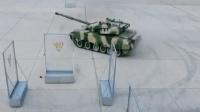 老外质疑《战狼2》坦克飘逸不科学, 中国军人现场演示, 实力打脸