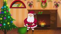 英文儿歌 we wish you a merry christmas 圣诞节快乐