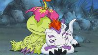 《数码宝贝大作战第44期 超神战士巴鲁鲁》儿童游戏 糯米解说