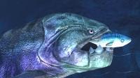 【肉肉】侏罗纪世界游戏834#铁头邓氏鱼!
