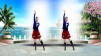 建群村广场舞健身舞《DJ万人迷》编舞 诗诗2017年最新广场舞