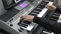 《都是缘分惹的祸》电子琴演奏小视频 恩怨都是缘