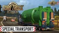 【YouTube】欧洲卡车模拟2 特种运输DLC 官方宣传片