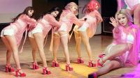 LAYSHA近赏第2波~亮粉《Chocolate Cream》新造型最性感热门舞蹈