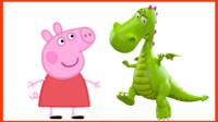 宝宝巴士424 宝宝地震安全 地震常识 超级飞侠变形警车珀利小猪佩奇粉红猪小妹