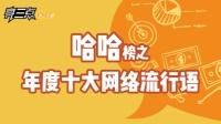 亮三点24期|哈哈榜之年度十大网络流行语