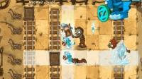 紫宇解说植物大战僵尸2西部扩展26-27关天降冰锥 小游戏视频