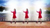 建群村广场舞《快到我碗里来》编舞 緑茶2017年最新广场舞带歌词