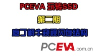 【PCEVA 玩转SSD】第2期 庖丁解牛窥视闪存结构