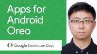 让您的应用兼容 Android Oreo - GDD China '17
