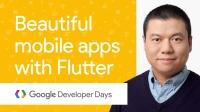使用 Flutter 快速构建美观的移动应用 - GDD China '17