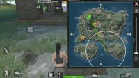 CF荒岛特训: 新地图有个神秘的防空洞, 里面物资还不错