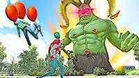 【屌德斯解说】 模拟外星人 湖中惊现巨型怪兽在没有奥特曼的世界只能靠外星人拯救地球啦!