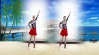 建群村广场舞《三生石上一滴泪》编舞 四川蓉蓉2017年最新广场舞带歌词