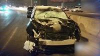 哈尔滨男酒驾撞死5名环卫工 还鬼话连篇