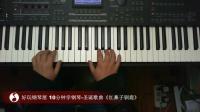 圣诞钢琴初学必弹-红鼻子驯鹿全曲示范