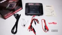 《超人聊模型》第三十七期,G.T.Power TD610 Pro彩屏触摸充电器