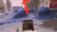 《荒野行动》一局游戏舔两个空投, 这是我见过最富的快递!