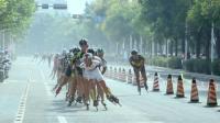 丽水国际轮滑公开赛视频集锦2014