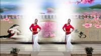 建群村广场舞黄梅小调《读西厢》编舞 轻舞霓裳2017年最新广场舞带歌词
